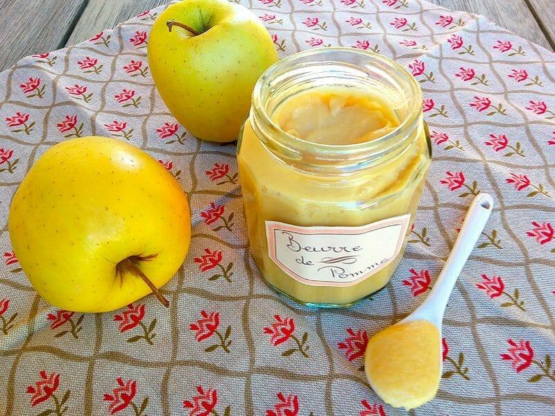 Beurre de pomme au Thermomix