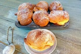 Popovers au Thermomix