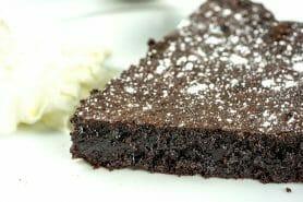Kladdkaka – Gâteau au chocolat suèdois