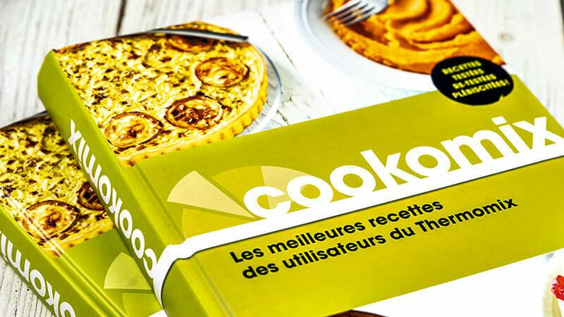 Cookomix Le Livre Cookomix