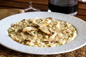 Risotto aux cèpes au Thermomix