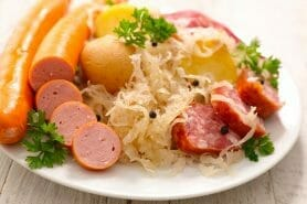 Choucroute express