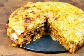 Lasagnes de tortillas au Thermomix