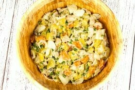 Salade russe au Thermomix
