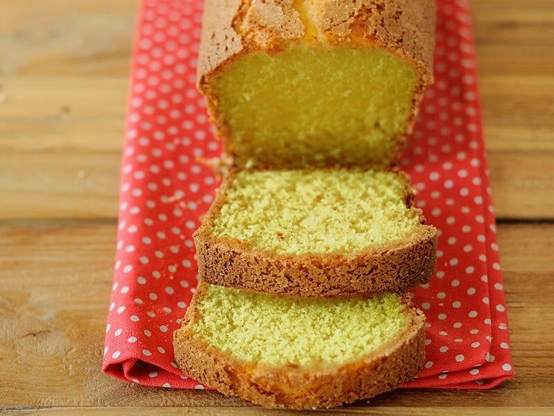 Cake à la pistache au Thermomix
