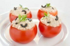 Tomates farcies au thon au Thermomix