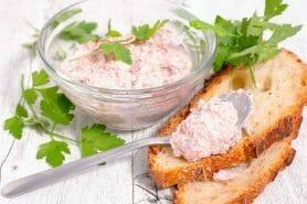 Tartinade de salami au Thermomix