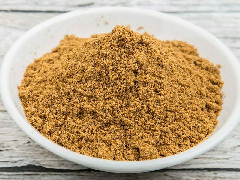 Garam masala au Thermomix