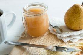 Confiture de poires à la cannelle au Thermomix