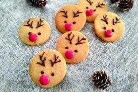 Sablés rennes de Noël au Thermomix