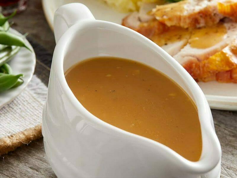 Sauce au foie gras au Thermomix