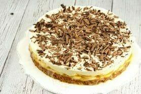 Banoffee pie au Thermomix