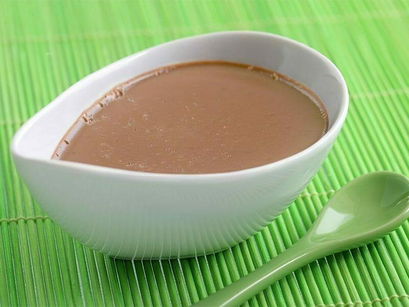 Crème au chocolat au lait au Thermomix