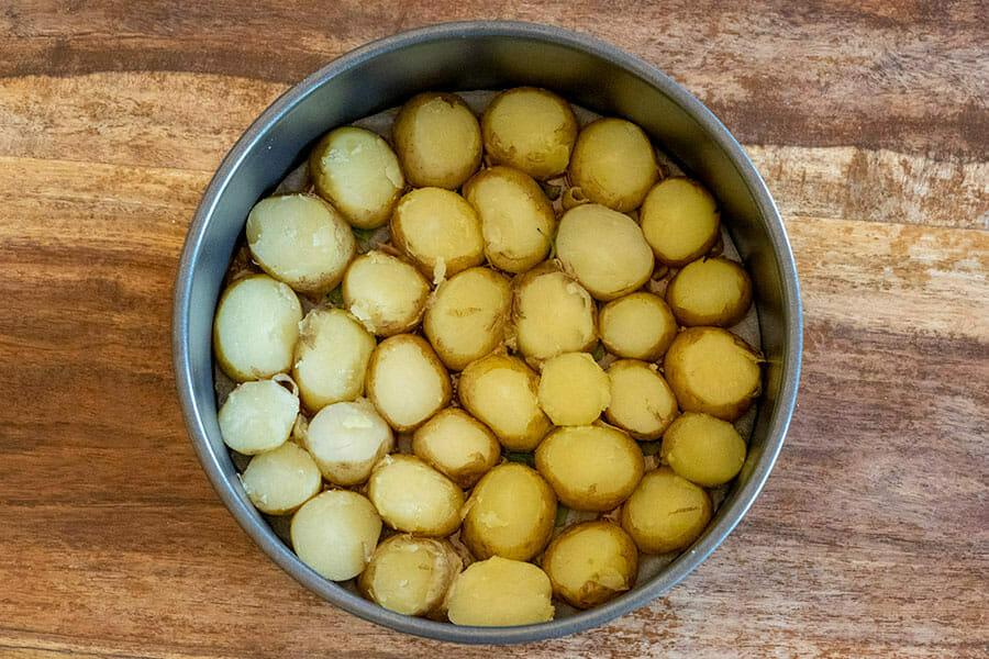 Pommes de terre - montage
