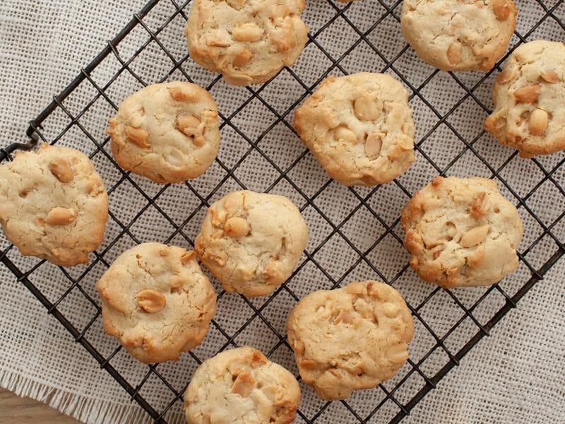 Cookies aux cacahuètes au Thermomix