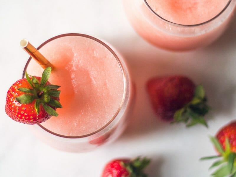 Frosé – Frozen rosé au Thermomix