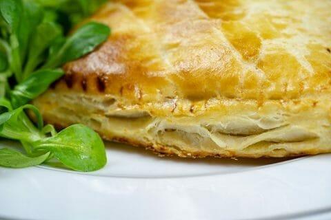 Friands jambon, champignons et fromage Thermomix par Minou