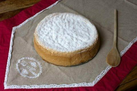 Gâteau de savoie Thermomix par Minou