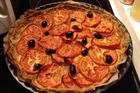 Tarte tomates et amandes Thermomix par Bernie75010