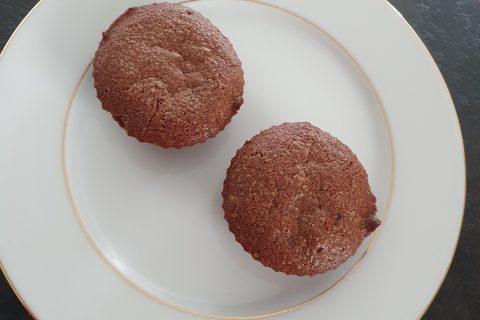 Mini muffins au chocolat au Thermomix