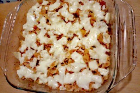 Macaronis au thon Thermomix par MagalieM