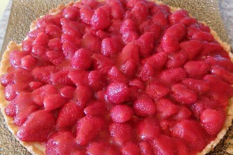 Tarte aux fraises Thermomix par marianne2684