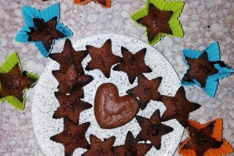 Mini muffins au chocolat Thermomix par marianne2684