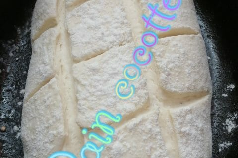 Pain Cocotte au Thermomix