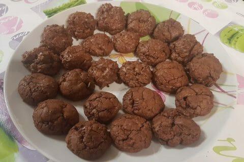 Cookies brownies Thermomix par Nita Maelange