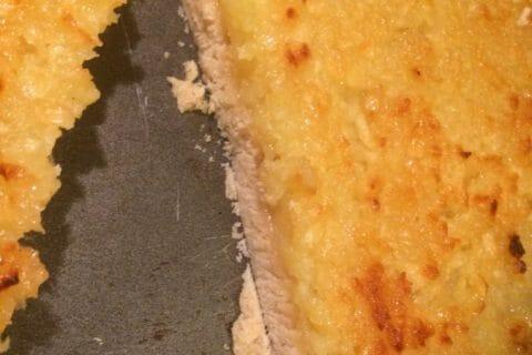 Tarte pommes râpées citron Thermomix par Fouad68