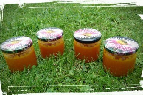 Confiture d'abricots Thermomix par CAMIRINA