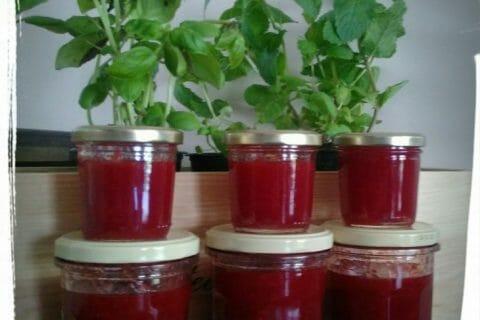 Confiture de fraises Thermomix par CAMIRINA