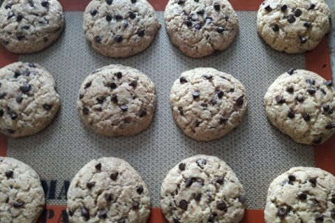 Cookies américains Thermomix par Synoin