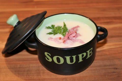 Soupe de navets Thermomix par Erghy