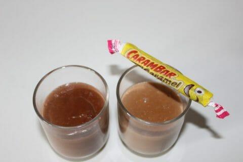 Crème dessert au carambar Thermomix par Erghy