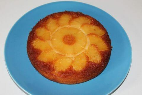 Gâteau renversé à l'ananas Thermomix par Erghy