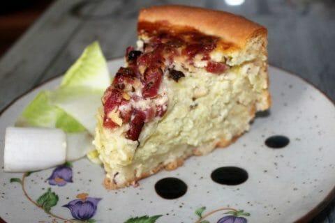 Zwiebelkuchen – gâteau aux oignons Thermomix par Erghy