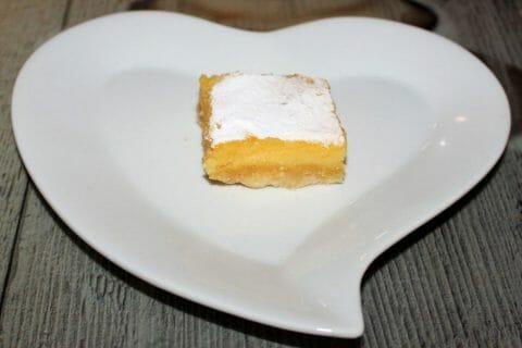 Carrés au citron Thermomix par Erghy