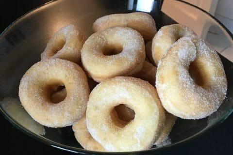 Donuts Thermomix par Batondecannelle
