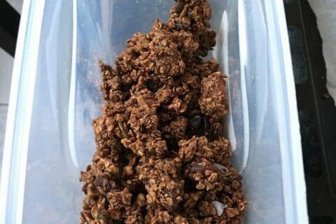 Granola au chocolat Thermomix par Audreche