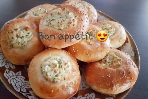 Poğaça – Petits pains Turcs à la Feta Thermomix par Sissisamia