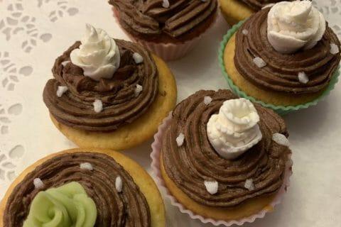 Cupcakes au nutella Thermomix par domi68