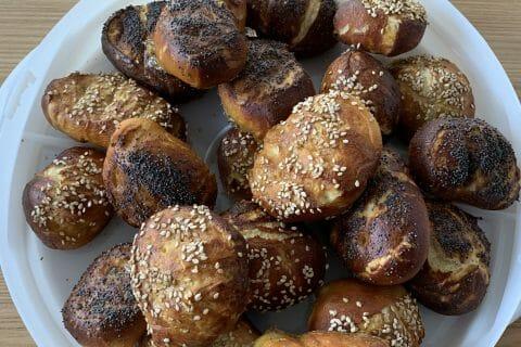 Mauricette – Petits pains alsaciens au Thermomix