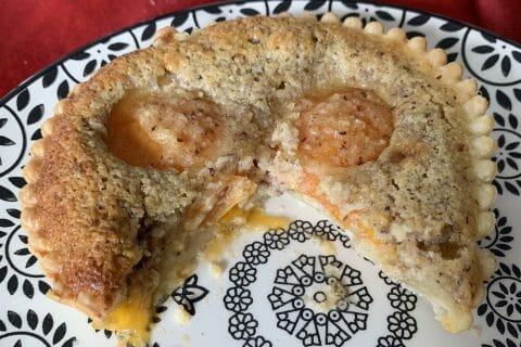 Tarte amandine aux abricots au Thermomix