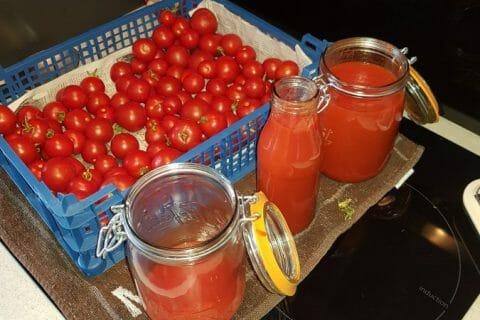 Coulis de tomates Thermomix par Maryline44