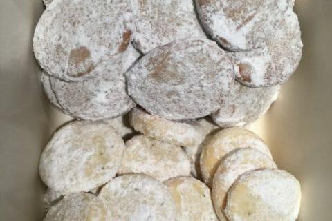 Biscuits fondants  au citron vert Thermomix par Julie83