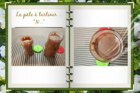 Nutella Thermomix par Laulau59
