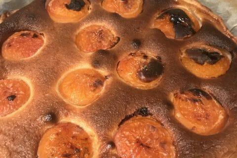 Tarte amandine aux abricots Thermomix par Coincoin
