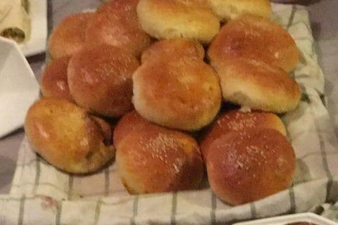 Petits pains farcis au boeuf Thermomix par Oum naël