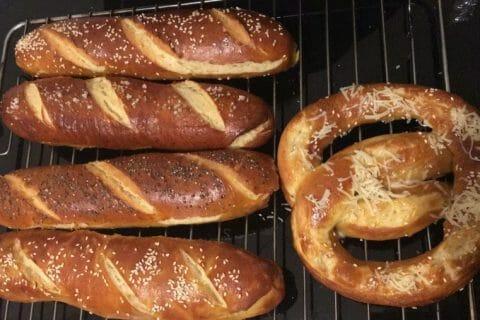 Mauricette – Petits pains alsaciens Thermomix par Oum naël